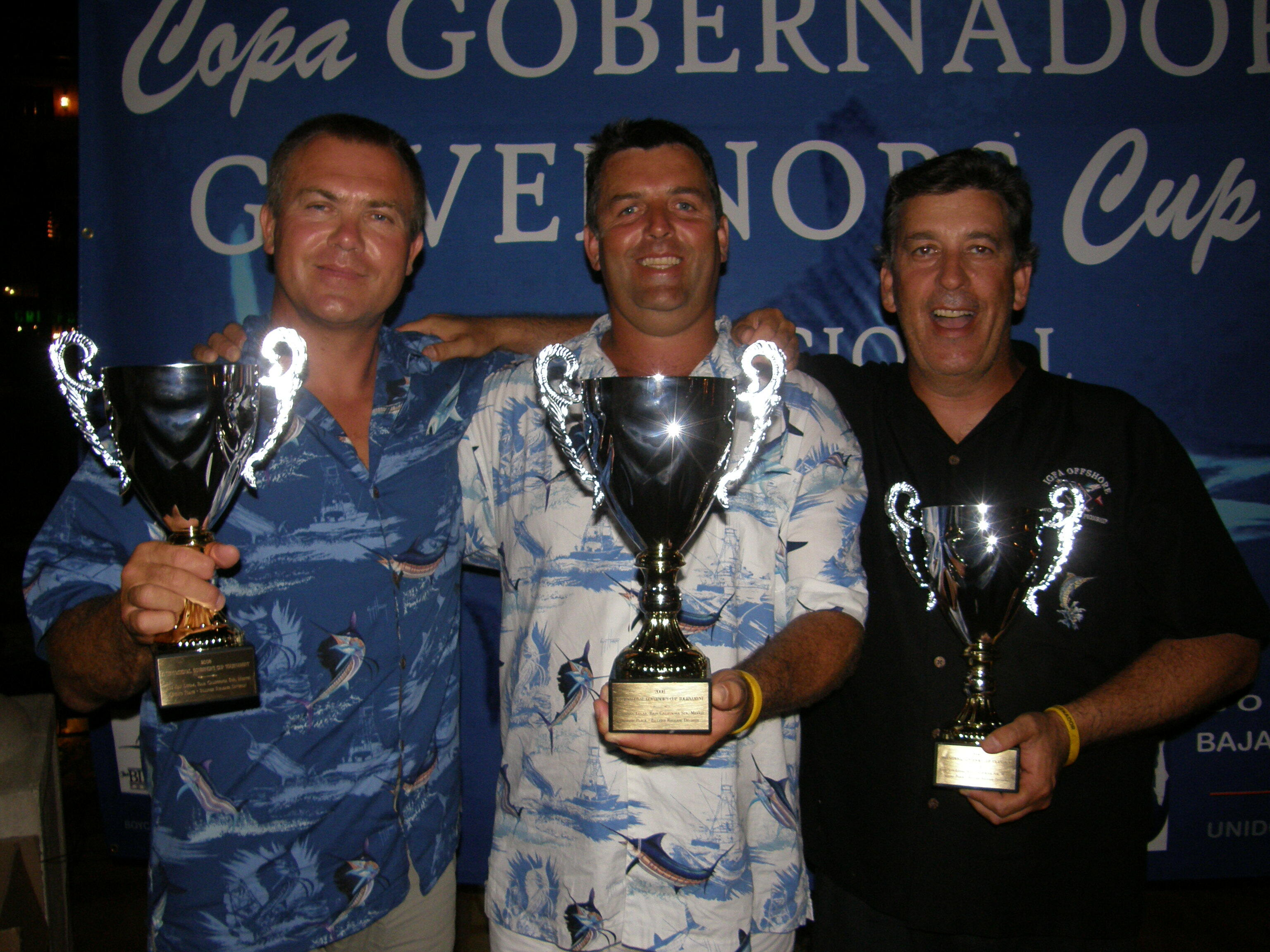 International Governor's Cup Tournament Pacífico - 2º lugar